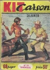Kit Carson -78- Kit Carson et les forts disparus !