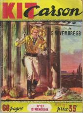Kit Carson -87- Les voleurs de tabac...