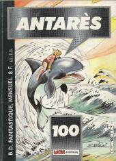 Antarès (Mon Journal) -100- Le fauve de la mer