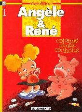 Angèle & René -1- Copains comme cochons