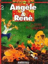 Angèle & René -2- Le porc de l'angoisse