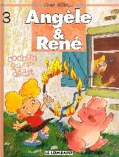Angèle & René -3- Cochon qui s'en dédit