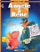Angèle & René -4- Le goret vous salue bien