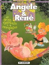 Angèle & René -6- Un groin tranquille à la campagne
