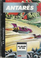 Antarès (Mon Journal) -Rec38- Album N°38 (du n°112 au n°114)