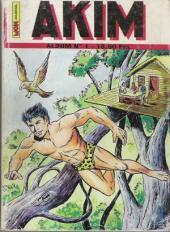 Akim (2e série) -Rec01- Album N°1 (du n°1 au n°3)