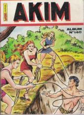 Akim (1re série) -Rec140- Album N°140 (du n°681 au n°684)