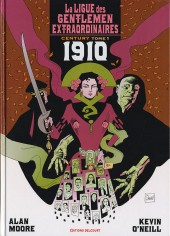 La ligue des Gentlemen extraordinaires - Century -1- 1910