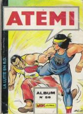 Atemi -Rec58- Album N°58 (du n°226 au n°228)