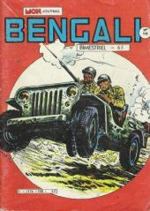 Bengali (Akim Spécial Hors-Série puis Akim Spécial puis) -108- Le vol de l'Étoile Bleue