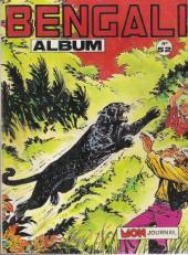 Bengali (Akim Spécial Hors-Série puis Akim Spécial puis) -Rec52- Album N°52 (du n°127 au n°129)