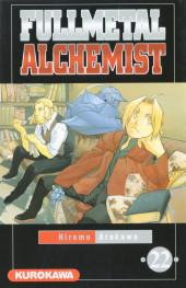 FullMetal Alchemist -22- Tome 22