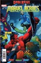 Marvel Heroes (Marvel France - 2007) -24- Ce qui se passe à vegas