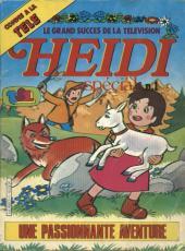 Heidi spécial -1- Une passionante aventure