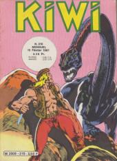 Kiwi -310- Un monstre sur boston