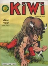 Kiwi -364- La liberté ne tient qu'à un fil !