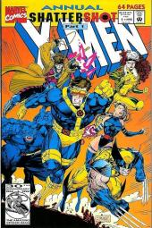 X-Men (1991) -AN1992- Shattershot part 1: slaves of destiny