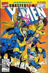 X-Men Vol.2 (Marvel comics - 1991) -AN1992- Shattershot part 1: slaves of destiny