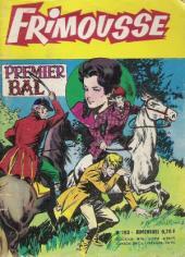 Frimousse -182- Premier bal