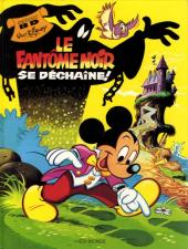 Walt Disney (Sélection BD) -5- Le fantôme noir se déchaîne