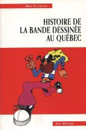 Histoire de la bande dessinée au Québec