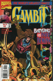 Gambit (1997) -2- Shadow rise