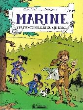 Marine (Corteggiani/Tranchand) -9- Les demoiselles du Québec