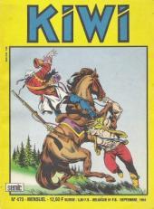 Kiwi -473- Les quinze flèches...