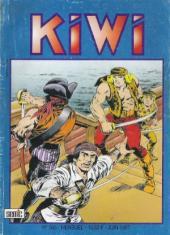 Kiwi -506- La nuit de la chouette
