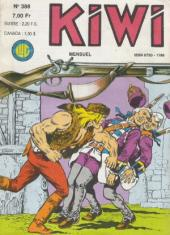 Kiwi -388- La vengeance de Montezuma..