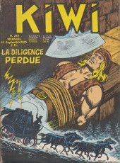 Kiwi -245- La diligence perdue