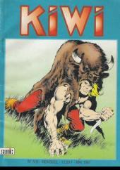 Kiwi -505- La liberté ne tient qu'à un fil!