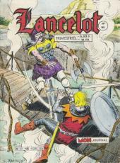 Lancelot (Mon Journal) -145- La reine de Thulé