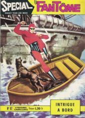 Le fantôme (2e Série - Spécial - 1) -67- Intrigue à bord