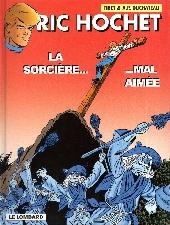Ric Hochet -63- La sorcière... ...mal aimée