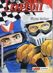 Les rois de l'exploit -73- Steve Warson contre Michel Vaillant