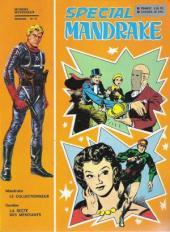 Mandrake (3e Série - Remparts) (Spécial - 1) -91- Le collectionneur