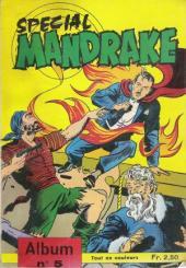 Mandrake (3e Série - Remparts) (Spécial - 1) -Rec05- Album N°5 (n° 59 au n°61)