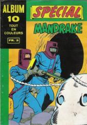 Mandrake (3e Série - Remparts) (Spécial - 1) -Rec10- Album N°10 (du n°74 au n°76)