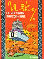 Niky -2- Le huitième sarcophage