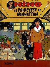 Nino (Leemans/Stallaert) -2- La princesse de Manhattan