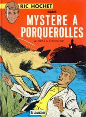 Ric Hochet -2a87- Mystère à Porquerolles