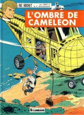 Ric Hochet -4b86- L'ombre de caméléon