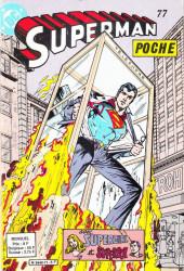 Superman (Poche) (Sagédition) -77- Ou toi ou la planète : l'un des deux doit périr !