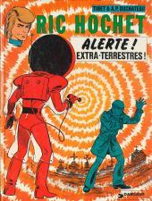 Ric Hochet -22'- Alerte ! Extra-terrestres !