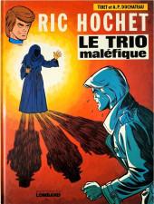 Ric Hochet -21- Le trio maléfique