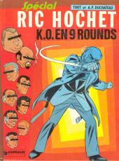 Ric Hochet -31'- K.O. en 9 rounds