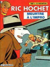 Ric Hochet -53- Meurtre à l'impro