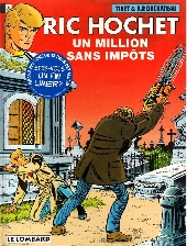 Ric Hochet -56- Un million sans impôts