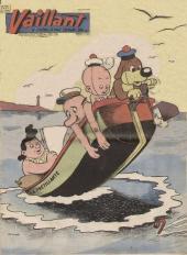 Vaillant (le journal le plus captivant) -637- Vaillant